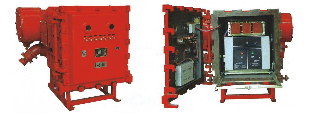 矿用隔爆兼本质安全型永磁机构高压