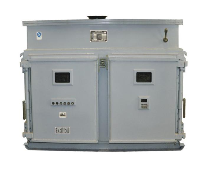 礦用隔爆兼本質安全型交流變頻調速裝置